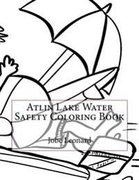Atlin Lake Water Safety Coloring Book