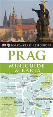 Prag : Miniguide & karta