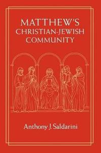 Matthew's Christian-Jewish Community