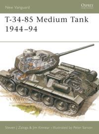 T-34-85 Medium Tank 1944 94