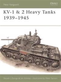 KV-1 & 2 Heavy Tanks 1939 45