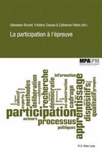 La Participation A L'Epreuve