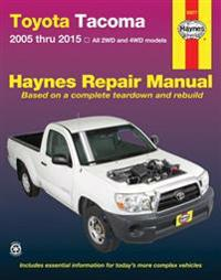 Haynes Toyota Tacoma 2005 Thru 2015 Automotive Repair Manual