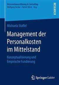 Management Der Personalkosten Im Mittelstand
