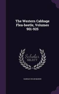 The Western Cabbage Flea-Beetle, Volumes 901-925