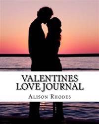 Valentines Love Journal