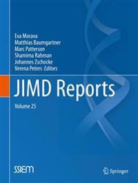 JIMD Reports, Volume 25