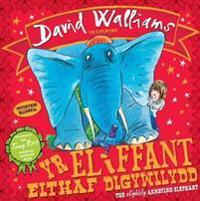 Eliffant Eithaf Digywilydd, Yr / Slightly Annoying Elephant, The