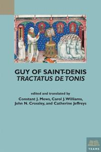Guy of Saint-Denis, Tractatus de tonis