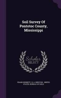 Soil Survey of Pontotoc County, Mississippi