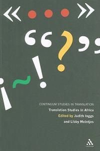 Translation Studies in Africa