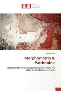 Morphométrie & Patrimoine