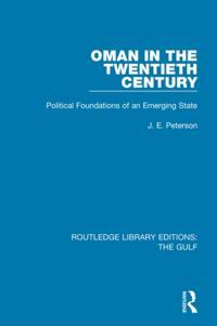 Oman in the Twentieth Century