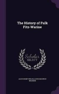 The History of Fulk Fitz-Warine