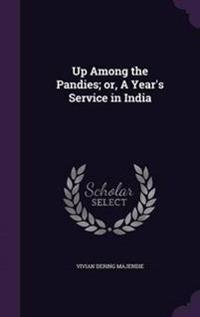Up Among the Pandies; Or, a Year's Service in India