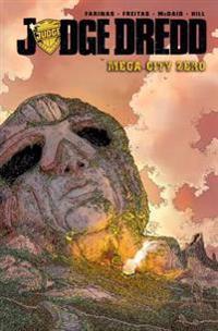 Judge Dredd Mega-City Zero 1
