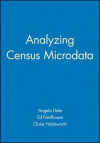 Analyzing Census Microdata