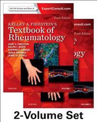 Kelley and Firestein's Textbook of Rheumatology, 2-Volume Set