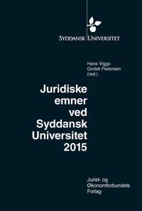 Juridiske emner ved Syddansk Universitet
