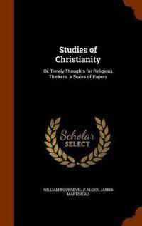 Studies of Christianity