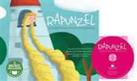 Rapunzel: A Favorite Story in Rhythm and Rhyme [With CD (Audio)]