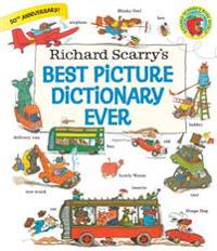 Richard scarrys best picture dictionary ever