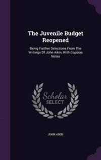 The Juvenile Budget Reopened