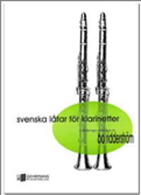 Svenska låtar för klarinetter -  pdf epub