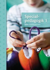 Specialpedagogik 1