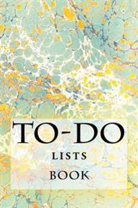 To-Do Lists Book: Stay Organized