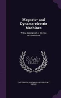 Magneto- And Dynamo-Electric Machines