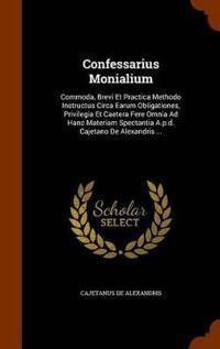 Confessarius Monialium