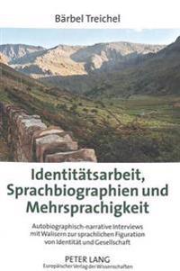 Identitaetsarbeit, Sprachbiographien Und Mehrsprachigkeit: Autobiographisch-Narrative Interviews Mit Walisern Zur Sprachlichen Figuration Von Identita