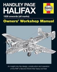 Haynes Handley Page Halifax Owners' Workshop Manual