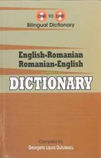 English-RomanianRomanian-English One-to-One Dictionary