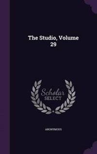 The Studio, Volume 29