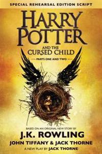 Harry Potter and the Cursed Child - Parts One & Two