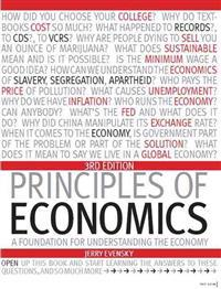 Principles of Economics: A Foundation for Understanding the Economy Package Syracuse University