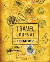 Travel Journal Ecuador
