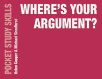 Wheres your argument?