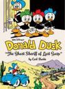 "Walt Disney's Donald Duck: ""The Ghost Sheriff of Last Gasp"""