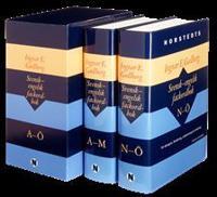 Svensk-engelsk fackordbok : för näringsliv, förvaltning, undervisning och f
