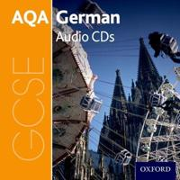 AQA GCSE German: Audio CD Pack