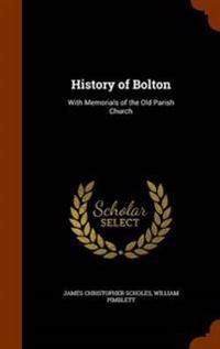 History of Bolton