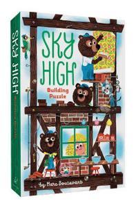 Sky-High Building Puzzle -  - böcker (9781452148601)     Bokhandel