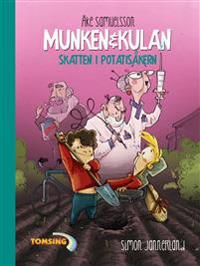 Munken & Kulan - Skatten i potatisåkern