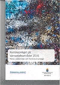 Kunskapsläget på kärnavfallsområdet. SOU 2016:16. Risker, osäkerhet och framtidsutmaningar : Rapport från Kärnavfallsrådet