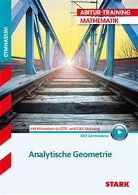Abitur-Training - Mathematik Analytische Geometrie mit GTR +Videoanreicherung