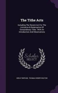 The Tithe Acts