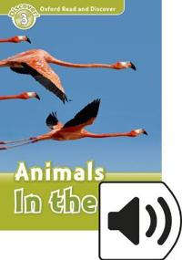 Oxford Read and Discover: Level 3: Animals in the Air Audio Pack